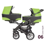 Babyactive Twinni Green apple 2018