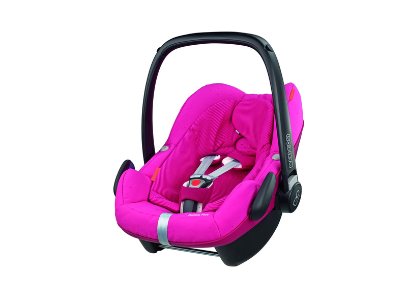 Autosedačka Maxi-Cosi Pebble Plus Berry Pink 2015