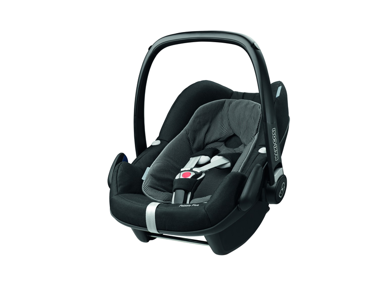 Autosedačka Maxi-Cosi Pebble Plus Black Raven 2015