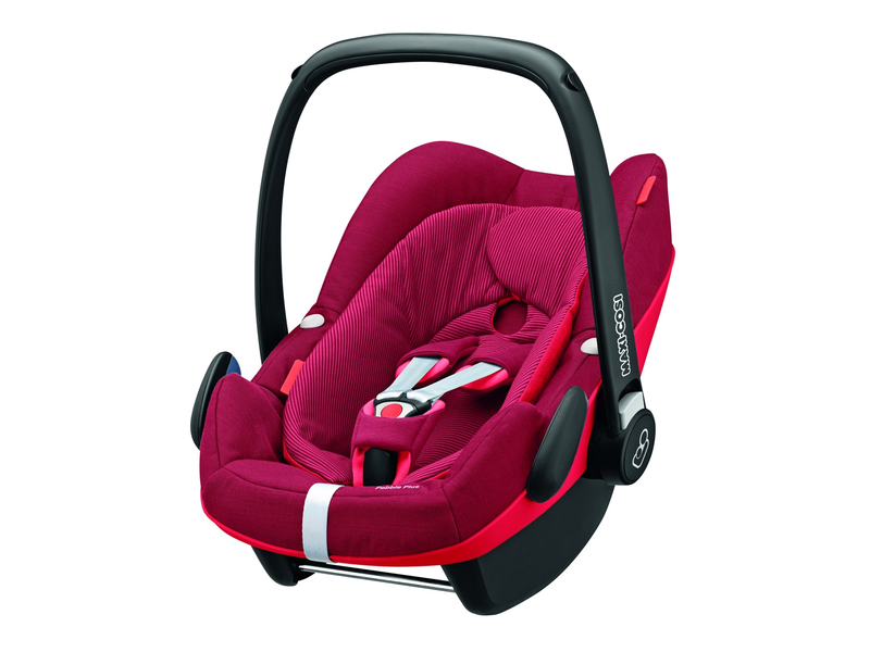 Autosedačka Maxi-Cosi Pebble Plus Robin Red 2015