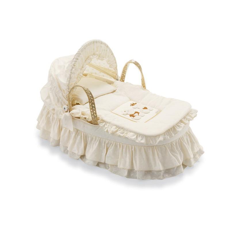 Košík na přenášení miminka Pali Caprice Royale