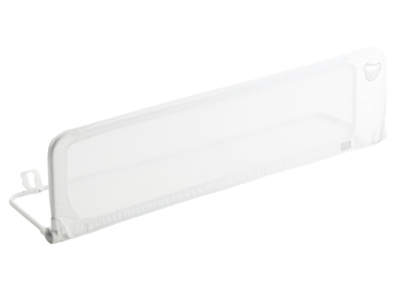 Zábrana na postel Pali Good bílá 150cm