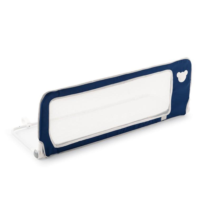 Zábrana na postel Pali Good modrá 150cm