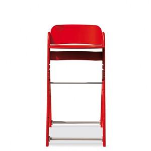Židlička Pali Eclettika červená