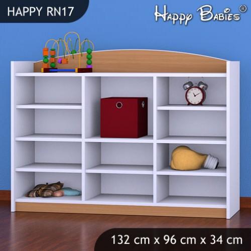 Dětský regál Happy Babies RN17