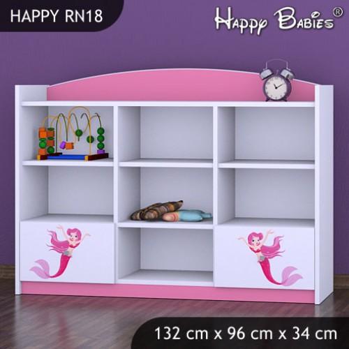 Dětský regál Happy Babies RN18