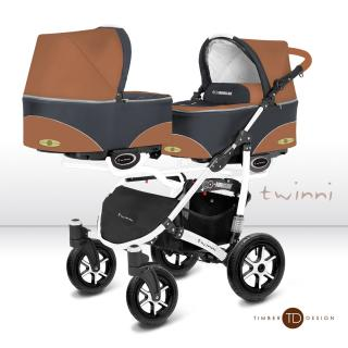 Babyactive Twinni City Timber Design 2018