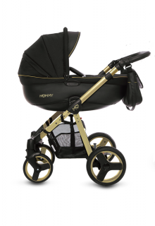 Kočárek Babyactive Mommy Gold Magic 01 2019