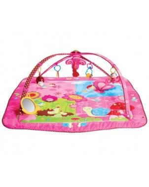 Tiny Love Hrací deka s hrazdou Gymini® Tiny Princess ™ Move&Play Hrací deky
