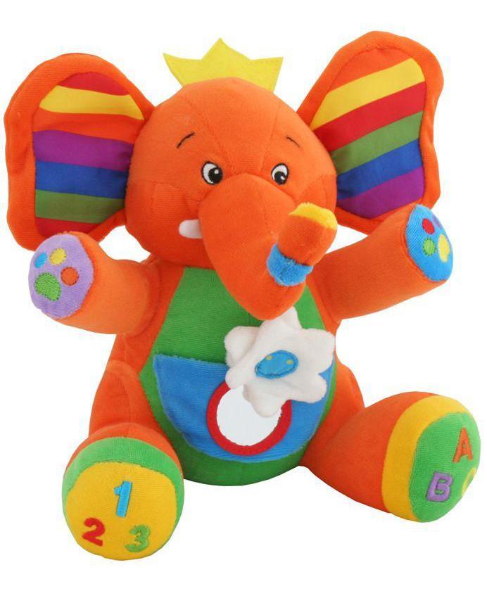 Plyšová hračka Slon Plyšové hračky