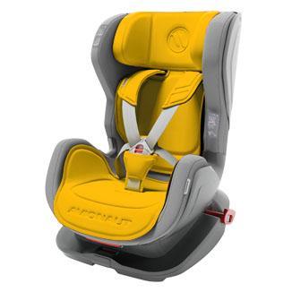 Autosedačka 9-18 kg Avionaut Glider Isofix FIT Steel yellow 2015 Autosedačky
