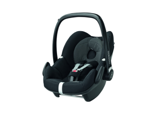 MAXI-COSI Pebble Black Raven 2015